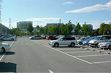 駅前月極駐車場